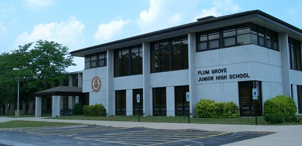 Image result for plum grove junior high