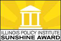 Illinois Policy Institute Sunshine Award