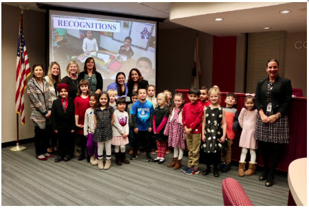 Board of Education News: December 2019