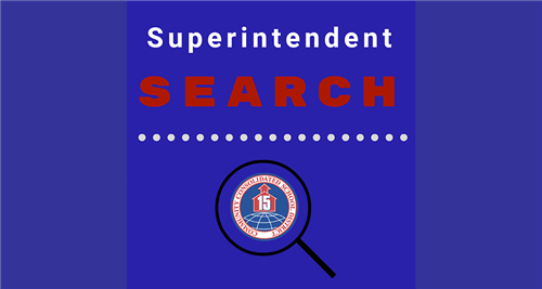 Take Superintendent Search Survey Through Sept. 26