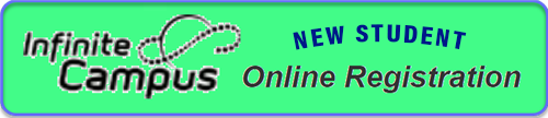 Infinite Campus online registration new student