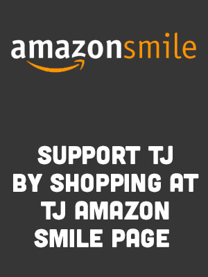 TJ Amazon Smile Page