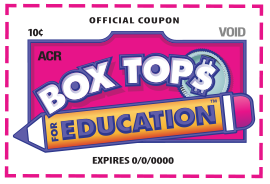 Box Tops Logo Traditional