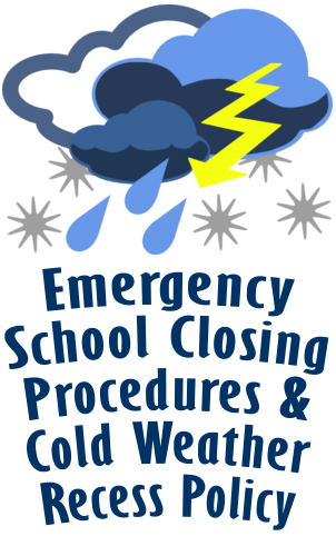 Time To Review School Closing Procedures And Cold Weather Recess