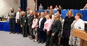 40 retirees recognized at annual celebration
