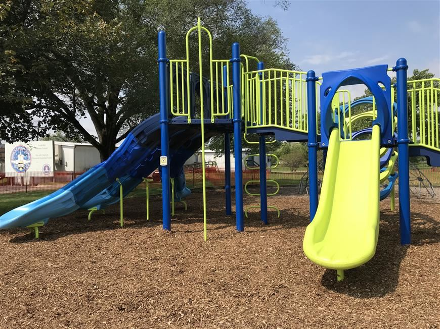 New Playground Installed at Kimball Hill